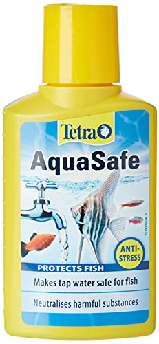 Tetra AquaSafe to Turn Tap Water into Safe and Healthy Water for Fish and...