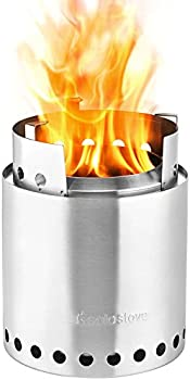 Solo Stove Campfire Wood-Burning Camp Stove