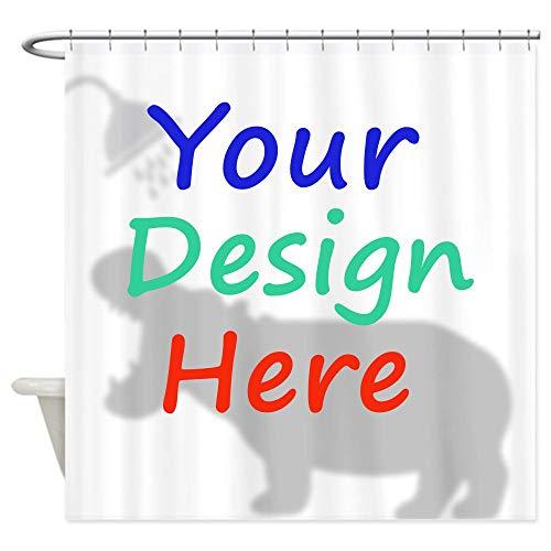 Samantha Custom Shower Curtain, Custom Curtain, Personalized Shower Curtain, Custom Image, Custom Backdrop, Custom Photograph (6672 inch)