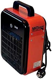 mhteam-eh1–02Calefactor eléctrico 2000W IPX4, rojo