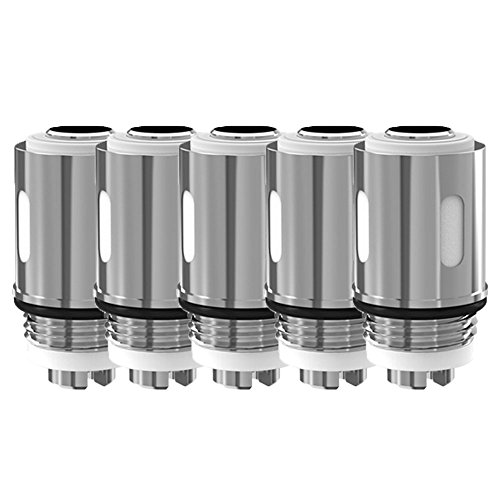 Joyetech eGrip 5 x CS Dual Coil Verdampfer Kopf Atomizer Head 1,5 Ohm