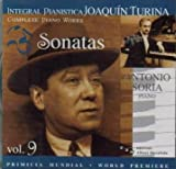 Complete Piano Works Vol 9 - S
