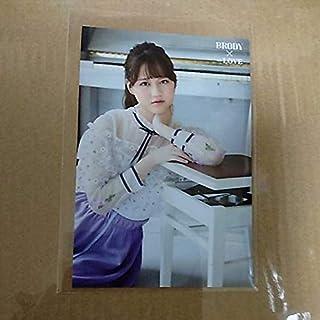 高松瞳 BRODY 2021年2月号 セブンネットポストカード =LOVE イコールラブ イコラブ