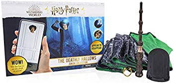 Harry Potter The Deathly Hallows Junior Collection: Cloak, Wantd & Stone