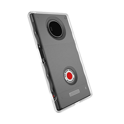 Speck Products Presidio Clear Cell Phone Case for Red Hydrogen - Clear/Clear