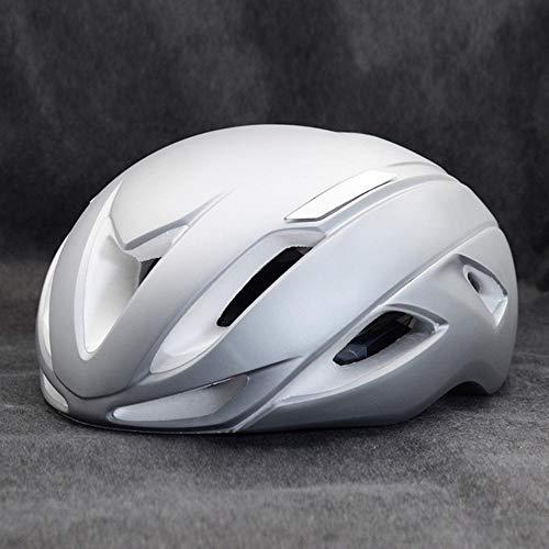 Zbkt Outdoor Sports Helm Rot Aero MTB Road Bike Helm Sicherheit Cap Bike Helm Speed,...
