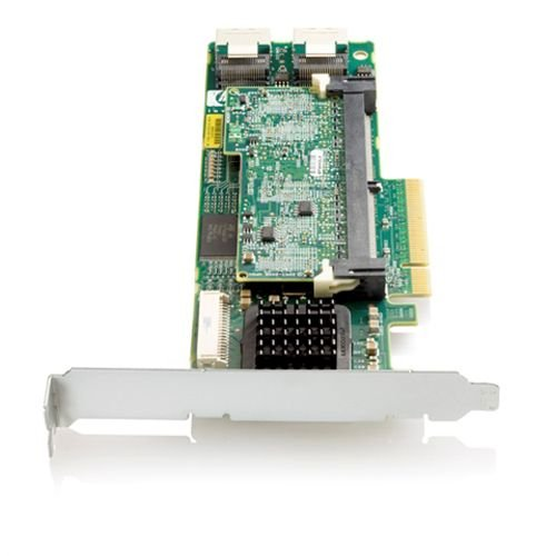 HP Hewlett Packard Enterprise SmartArray P410i PCI Express x8 2.0 - RAID-Controller (SAS, SATA, PCI Express x8, Halbe Höhe (Niedriges Profil), 0, 1, 1+0, 5, 5+0, 6, 190,5 mm, 241,3 mm)