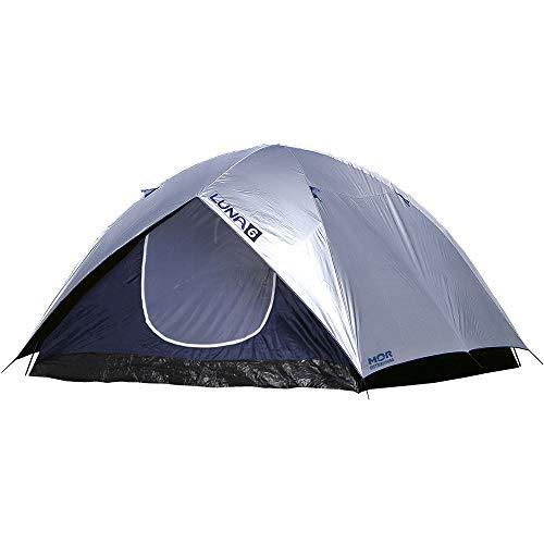 Barraca 6 Pessoas Luna Com Cobertura Mor Iglu Facil de Montar Camping