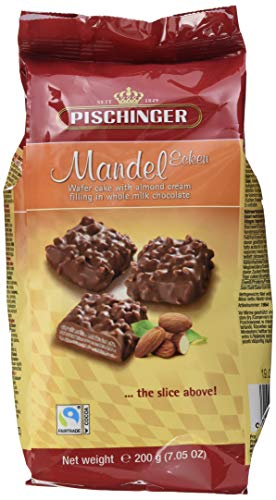 Pischinger Mandel Ecken Minis - Beutel groß, 200 g