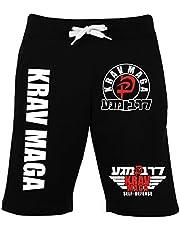 Krav MAGA Short – 2 – Pantalones de entrenamiento de combate – Pantalones de deporte