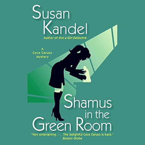 Shamus in a Green Room cover art
