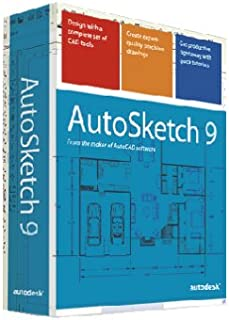 Autodesk AutoSketch 9 [OLD VERSION]