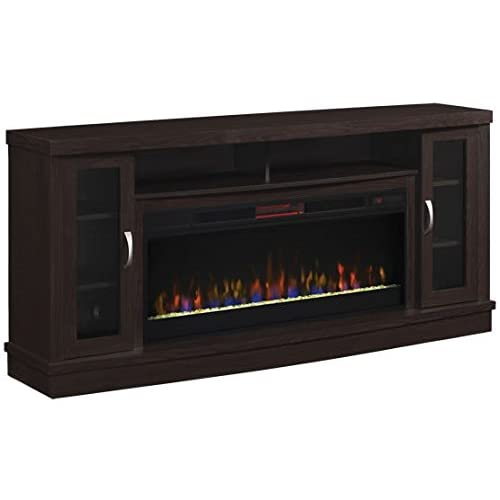 Pleasant Electric Fireplace Entertainment Centers Amazon Com Download Free Architecture Designs Terstmadebymaigaardcom