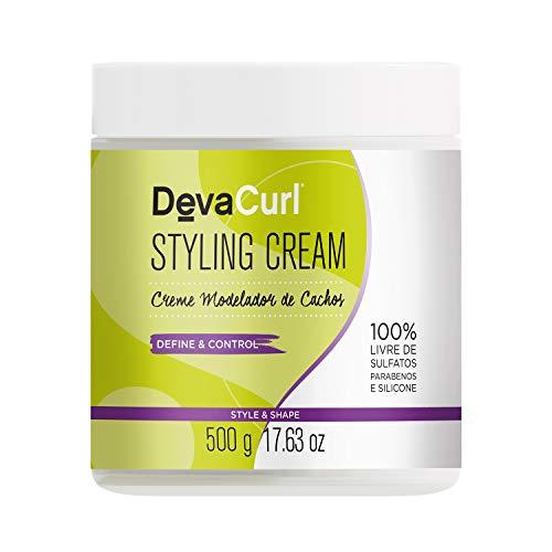 Styling Cream 500G, Deva Curl