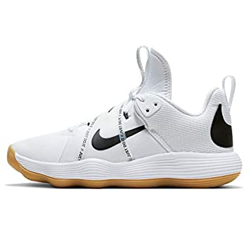 Nike Womens React Hyperset Women s Volleyball Shoe Ci2956-100 Size 8.5