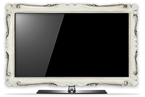 iDesign WHITE TV FRAME 19', Forex, MULTICOLORE