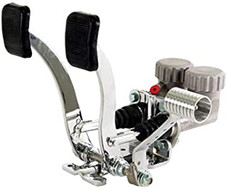 Appletree Automotive Economy Pedal Kit for 2 Wheel Brakes Compatible with VW & Dune Buggy
