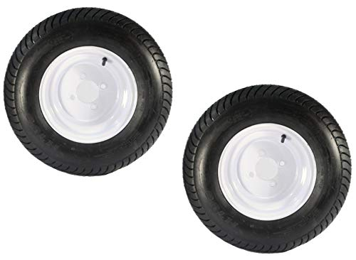 10 trailer tires - 5
