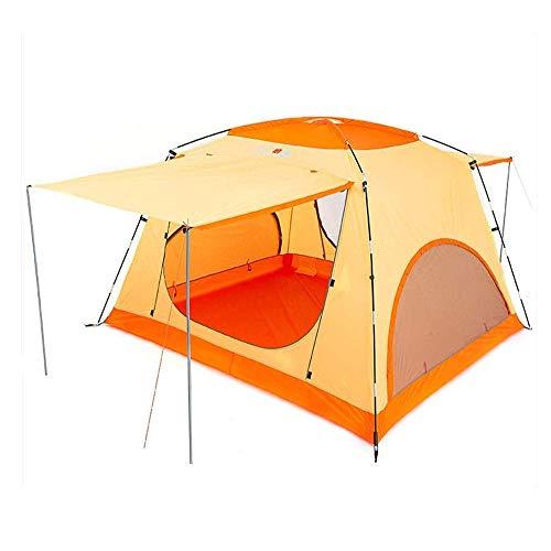 Carpas, necesidades al aire libre, salidas de prim Tiendas de campaña para campamentos a prueba de campaña de campaña a prueba de campaña para la familia 2-3 persona, ultraligera carpa de mochilero pa