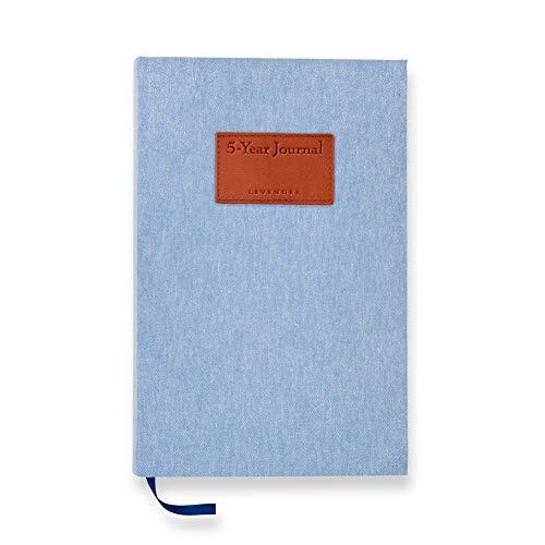 Levenger 5-Year Journal - Cobalt