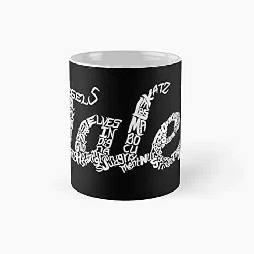 Tales From A To Z White Text Classic Mug 11 Oz.