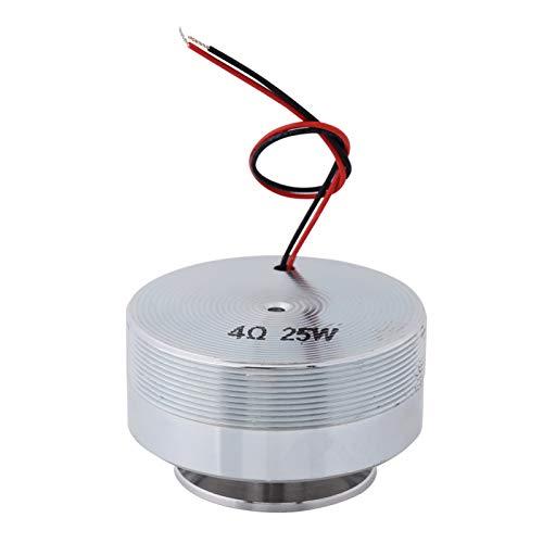 Resonance Speaker - 1Pcs 50MM 2Inch All Frequency Resonance Speaker Vibration Strong Bass Louderspeaker(4Ω 25W)