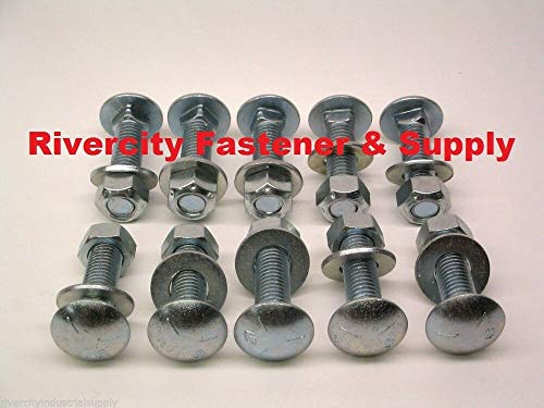 Buy Discount BAX00034 BOSS PLOW/Snowplow Cutting Edge Bolts - Bolt KIT 1/2-13X2 with Nuts