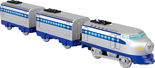 Trenino Thomas & Friends Gli Indimenticabili, Locomotiva Motorizzata Personaggio Kenji, Giocattolo per Bambini 3+ Anni, GHK81