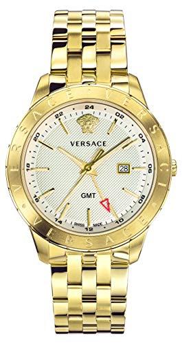 Versace VEBK00518 Univers 43 mm Heren horloge