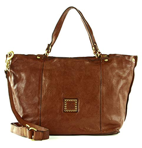 Campomaggi Shopper Tasche Leder 31 cm