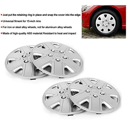 Preium cubierta de la llanta de la rueda para la decoración de la rueda (tipo A)