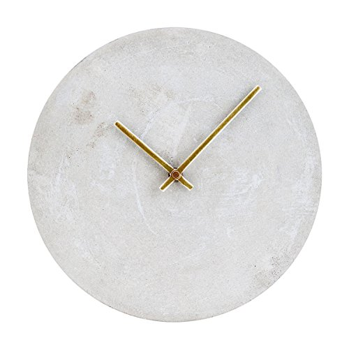 House Doctor - wandklok, klok - watch - beton - Ø 28 cm