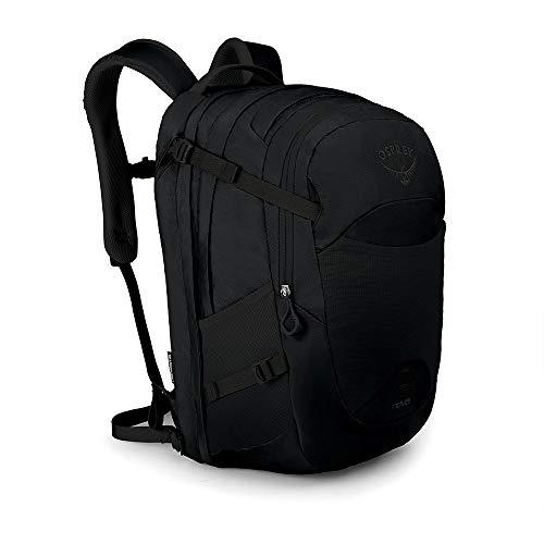 Osprey Nova Sac à dos loisir, 46 cm, 33 liters, Noir (Black)