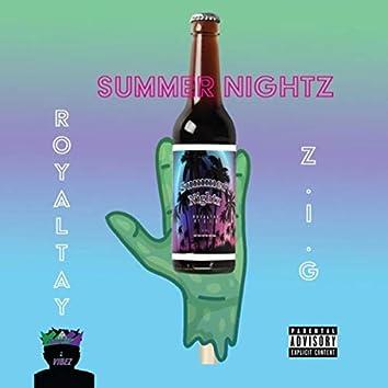 Summer Nightz (feat. Z.I.G)