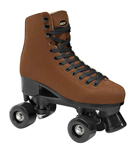Roces Damen RC1 CLASSICROLLER Suede Rollerskates, 39