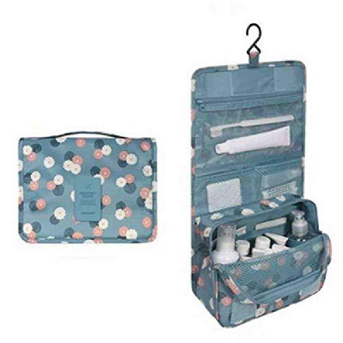 OYHBGK Grand Voyage Hanging Cosmetic Bags Organisateur Maquillage Case Box Vanity Toiletry Wash Pouch Portable Beauté Accessoire Fourniture Produit
