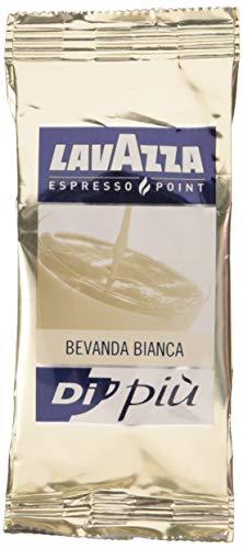 Lavazza Espresso Point Capsule Bevanda Bianca al Gusto di Latte, 25 Astucci da 2 Capsule, 50 Capsule