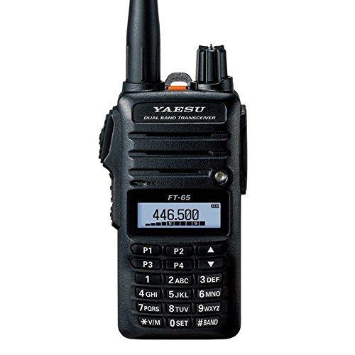 Yaesu FT-65E VHF/UHF Dual Band 5W FM