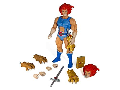 Super 7 Thundercats Ultimates Lion-O 7-Inch Action Figure, (Pack of 1)