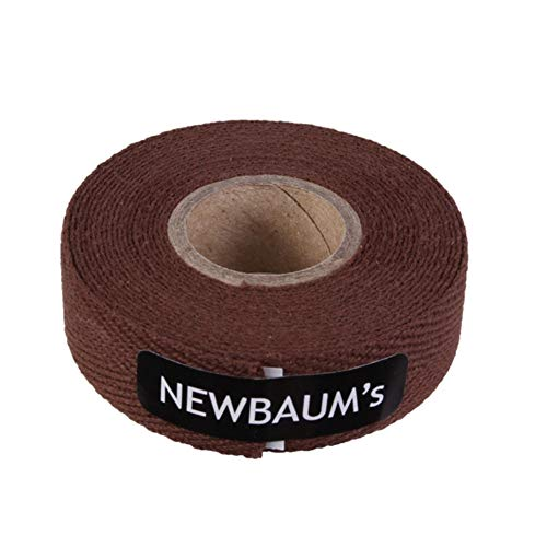 Newbaum Cloth Bar Tape, Dark Brown - Each - 26327