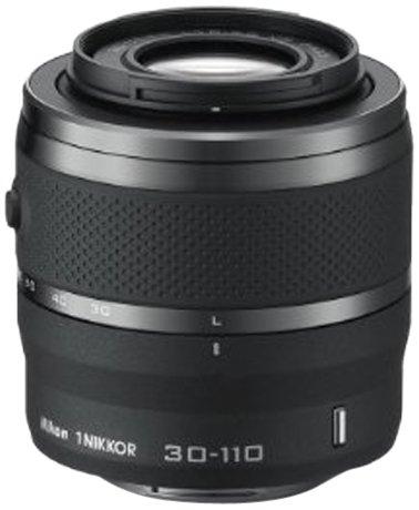 Nikon 1 Nikkor 30-110mm F3,8-5,6 VR - Objetivo con Montura para Montura 1 de Nikon...