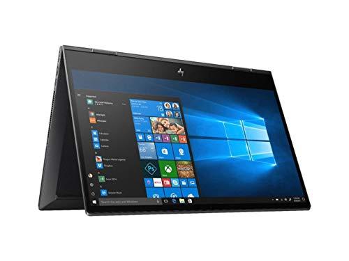 HP Envy x360 15m-ds0012dx 15.6' Touchscreen 2 in 1 Notebook, AMD Ryzen 7 3700U, 8GB RAM, 256GB SSD - 5TV96UAR#ABA (Renewed)