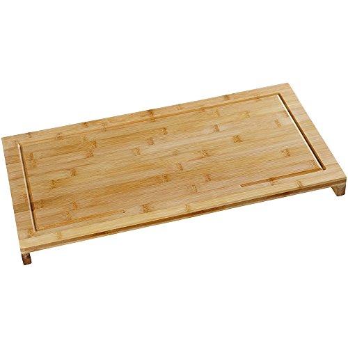 Kesper de la Cubierta, de Corte de la Placa, de la Cubierta de Horno, de Madera de FSC-de Madera de bambú, de Diferentes tamaños para Elegir, bambú, 54cmx28cm