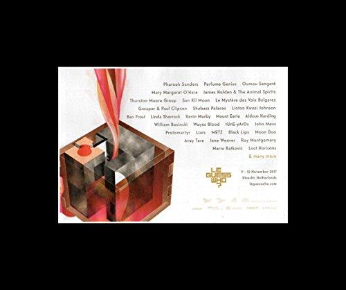 Le Guess Who Festival - Pharoah Sanders Perfume Genius Oumou Sangare Mini Poster - 25.4x30.3cm