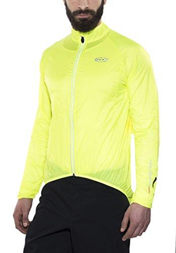 Northwave Breeze Fahrrad Regenjacke gelb: Größe: L (50/52)