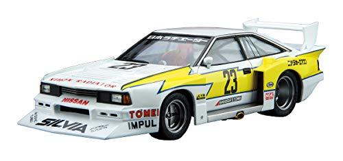 1/24 ザ・モデルカー No.23 ニッサン KS110 シルビアスーパーシルエット '82