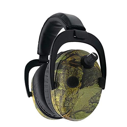 Elektronische Oorbeschermer NRR 23DB Tactische Headset Voor Jachtelektronica Gehoorbescherming Oorbeschermers Ruisonderdrukking Oordop