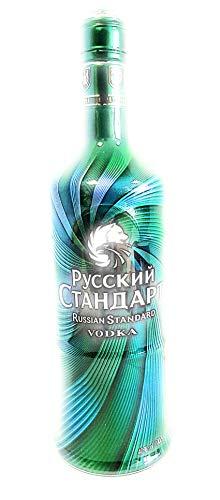 Russian Standard Vodka MALACHITE EDITION Wodka, 1000 ml