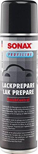 SONAX PROFILINE Prepare (400 ml) spezielles Lösemittelgemisch zum effektiven Entfernen von Fett- und Ölfilmen | Art-Nr. 03273000