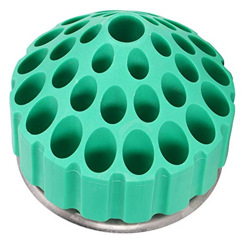 Drill Bit Box with Drainage Holes No Rust No Corrosion Grinding Head Holder,for Store Diamonds Drill Bits